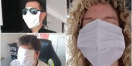'Aalsterse mondmaskers zijn groot, maar wel conform'