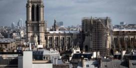 Reconstructie kathedraal Notre-Dame begint in 2021
