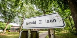 Koning Leopold II-laan in Leopoldsburg blijft dan toch behouden