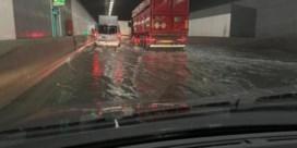 Hevig onweer trekt over Vlaanderen: zwaarste avondspits sinds coronacrisis