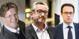 Clement, Vandermeersch en Delaplace in de running voor VRT-ceo