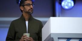 Google morrelt aan wit bastion