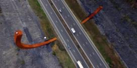 Drive-in op de snelweg