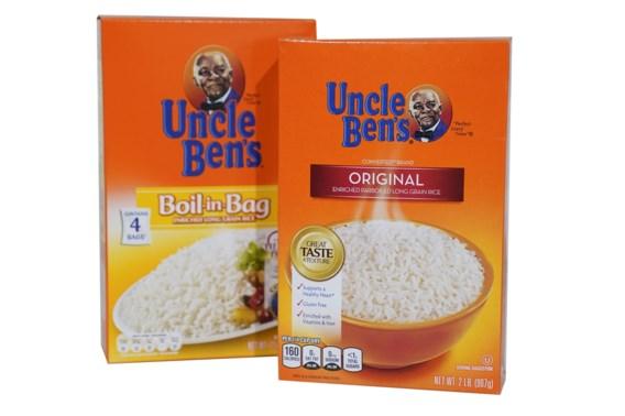 Uncle Ben's verdwijnt mogelijk uit rekken wegens 'racistisch' en 'stereotyperend'