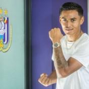"""Andy Najar zwaait supporters van Anderlecht uit: """"Bedankt voor jullie liefde"""""""