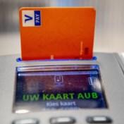 Belg betaalt (bijna) niet meer cash