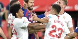 """Gerard Piqué ziet titelkansen van Barcelona somber in: """"Ik zie niet waar Real Madrid punten gaat laten liggen"""""""