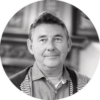 Rudi Vranckx: 'Reportages gemaakt vanachter mijn computer'