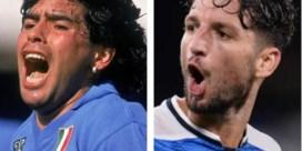 Voor Filip Joos is de vergelijking van Mertens met Maradona godslastering