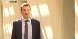 Bernard Vanheusden nieuwe rector van Universiteit Hasselt