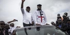 Celstraf zet favoriet voor Congolese presidentsverkiezingen buitenspel