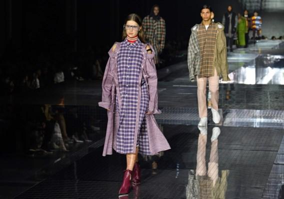 Burberry kiest voor modeshow in openlucht