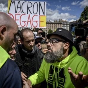 Doodgewone Franse burgers komen met sociale klimaatmaatregelen
