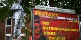 Meer dan dertig jaar na val van de Muur krijgt Lenin standbeeld in Duitsland