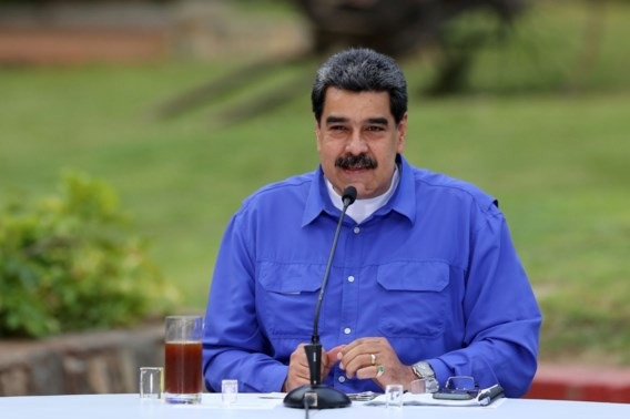 Venezolaanse president bereid met Trump te praten