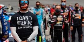 Een strop voor de enige zwarte autocoureur