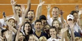 Djokovic besmet met corona na eigen tennistoernooi: 'Het spijt me enorm'