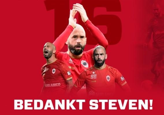 Steven Defour en Antwerp uit elkaar: 'We konden geen akkoord vinden'