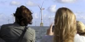 Windstroom van Noordzee volledig verdeeld