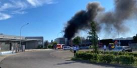 Ontploffing en brand in Antwerps industriepark