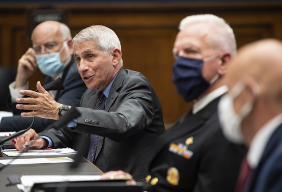 Fauci: 'Het virus is niet onder controle in de VS'