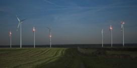 Rode lichten op windturbines worden (af en toe) gedoofd