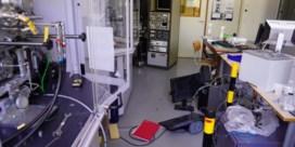 Vandalen vernielen laboratoria van Gentse universiteit