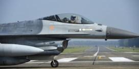 Kamer stemt vandaag in met inzet F-16's boven Syrië en Irak