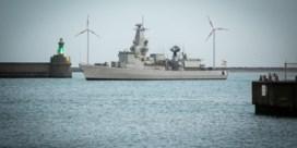 Twee jaar vertraging voor nieuwe Belgisch-Nederlandse fregatten