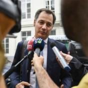 Minister De Croo: 'Sociaal akkoord is belangrijke klip voor Brussels Airlines'