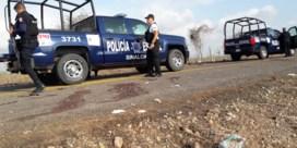 Zestien doden door bendegeweld in Mexicaanse staat Sinaloa