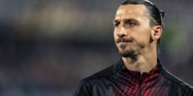 Zlatan Ibrahimovic (AC Milan) hervat groepstraining na kuitblessure