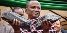 Mijnwerker wordt miljonair na vondst van twee unieke edelstenen