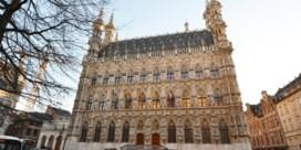 Leopold II prijkt weldra niet meer op stadhuis Leuven