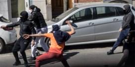Elf minderjarige verdachten opgepakt van rellen in Anderlecht