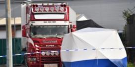 Gevolgd door de politie, twee weken later dood in een koelwagen
