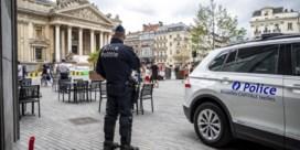 Extinction Rebellion-betogers stuiten op Brusselse politie