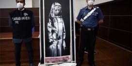 Zes personen opgepakt voor diefstal Banksy-werk in Bataclan