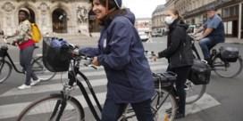 'Fietsburgemeester' herverkozen in Parijs , extreemrechts op kop in Perpignan