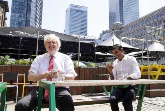 Boris Johnson wil het Verenigd Koninkrijk 'terug gezond bouwen'