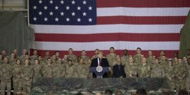 'Rusland betaalde Afghaanse strijders om Amerikaanse militairen te doden'