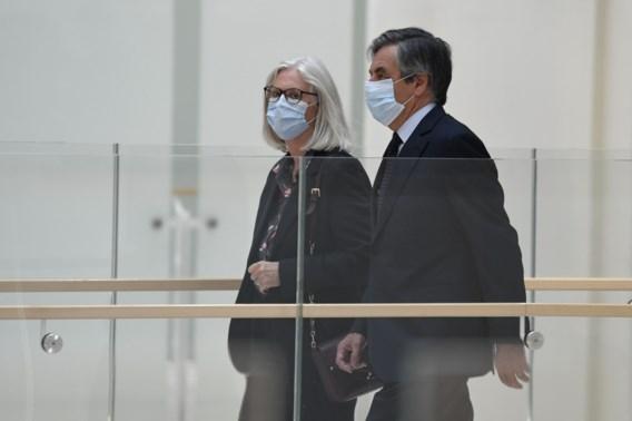 Vijf jaar cel voor Franse ex-premier Fillon