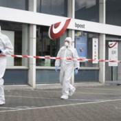 Vier onbekenden plegen plofkraak op geldautomaten van bpost in Tongeren