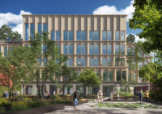 Zo zal het nieuwe stadhuis van Roeselare eruitzien