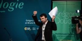 Groene tsunami bedreigt Macron