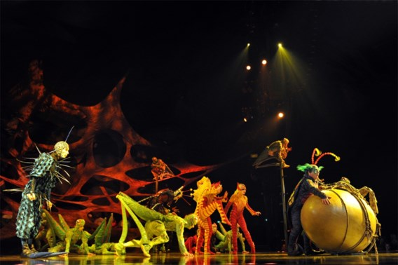 Cirque du Soleil zoekt bescherming tegen schuldeisers en wil doorstart maken