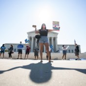 Ook over abortus danst Supreme Court niet naar Trumps pijpen