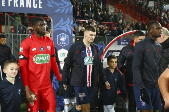 Volgend seizoen geen verlengingen meer in Franse voetbalbeker