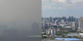 Bangkok voor en na de lockdown: skyline weer zichtbaar