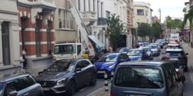 'Aangekondigde chaos': hele stad Antwerpen staat stil